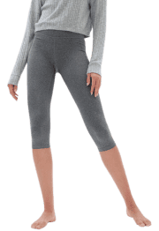 Aeropostale Women's Best Booty Ever Heathered Cropped Leggings. It's $37 under list price.