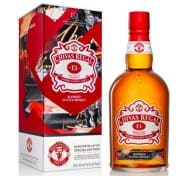 Chivas Regal 13-Year-Old Manchester United Special Edition 750ml Bottle for $46 + free shipping w/ 3 bottles