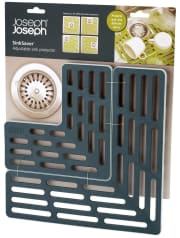 """Joseph Joseph Sink Saver Sink Protector. Apply coupon code """"FRIEND"""" to get this deal. That's a $1 drop since our May mention, and the best price we could find by $2 today."""