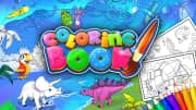 Coloring Book for Nintendo Switch: Free + 6 more free games