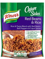 Knorr 5.1-oz. Red Beans & Rice 8-Pack. You'd pay a $8 for this amount at Walmart without shipping, so you'll get this shipped from Amazon for slightly less than you'd pay to have to pick them up in-store.