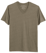 Banana Republic Factory Men's Eco Premium Wash V-Neck T-Shirt. That's $15 off and a rare deal combined with the no-min free shipping.