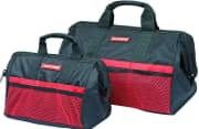 Craftsman Ballistic Nylon Tool Bag Set. You'd pay $13 more at other stores.