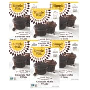 Simple Mills Almond Flour Chocolate Muffin and Cake Baking Mix 6-Pack. Check out with Subscribe & Save for $3.34 per box and about $22 less than you'd pay for the same quantity at Target.
