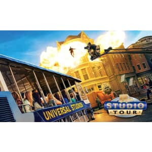 Universal Studios Hollywood Admission Tickets at Groupon: Up to $30 off