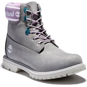 "Timberland Women's 6"" Premium Waterproof Boots for $80"
