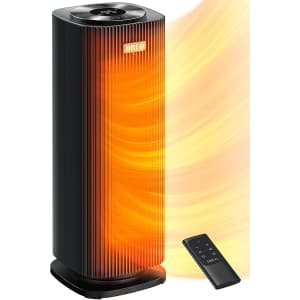 Dreo Portable Space Heater for $49