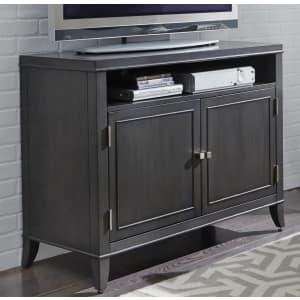 "Home Styles 5th Avenue 43"" Mahogany Veneer Media Storage TV Stand for $168"