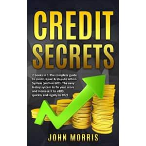 """Credit Secrets"" Kindle eBook: Free"