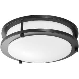 "Myth Realm 10"" 16W LED Flush Mount Light for $19"