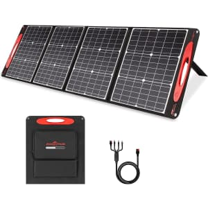 Rockpals 200W Portable Solar Panel for $496