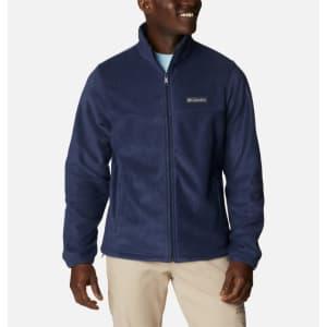 Columbia Men's Granite Bay Full Zip Fleece Jacket for $24