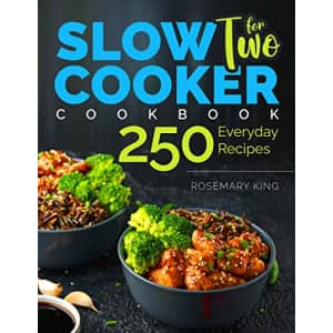"""""""Slow Cooker Cookbook for Two"""" Kindle eBook: Free"""