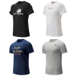 Men's T-Shirts at Joe's New Balance Outlet: from $10