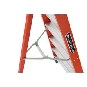 Louisville Ladder 8-Foot Fiberglass Tripod Ladder, 300-Pound Capacity, Type IA, FT1508 for $259