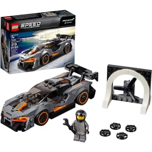 LEGO Speed Champions McLaren Senna Building Kit for $12