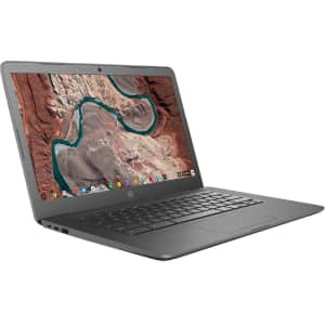 """HP Chromebook 14-db0060nr AMD A4 14"""" Touch Laptop for $230"""