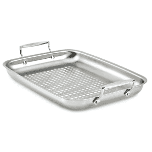 All-Clad Stainless Outdoor Roasting Pan for $25