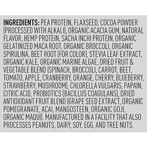 Vega One All-In-One Nutritional Shake Mocha (20 Servings) - Plant Based Vegan Protein Powder, Non for $36