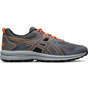 ASICS Men's Trail Scout Running Shoes for $32