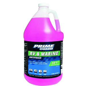 RV/Marine Antifreeze 1-Gallon Jug for $4