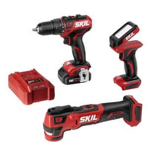 Skil 3-Tool Combo Kit for $120