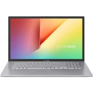 "Asus VivoBook 17 AMD Ryzen 7 17.3"" Laptop for $799"