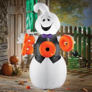 Halloween Inflatable Decorations at Wayfair: from $27