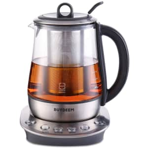 Buydeem 1.2L Electric Kettle for $79 for prime members