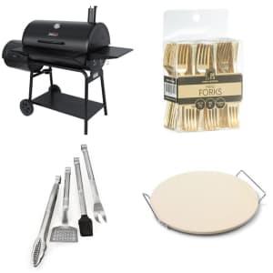 Wayfair Outdoor Cooking & Tableware Sale: Discounts on over 5,000 items