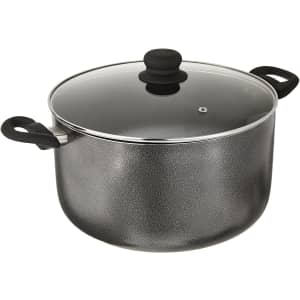 IMUSA 10-Quart Stock Pot with Glass Lid for $20