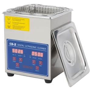 CO-Z 2-Liter Professional Ultrasonic Cleaner for $65