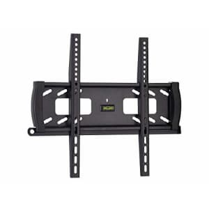 Monoprice Fixed TV Wall Mount Bracket - for TVs 32in to 55in Max Weight 99lbs VESA Patterns Up to for $20