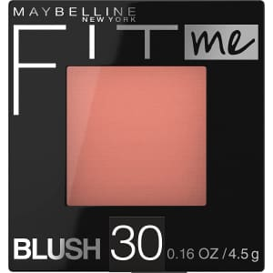 Maybelline Fit Me Blush for $2 via Sub & Save