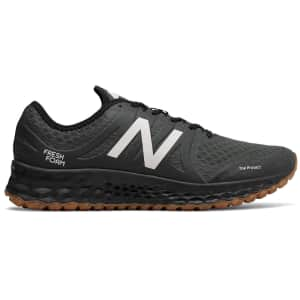 New Balance Men's Kaymin Trail Sneakers for $50