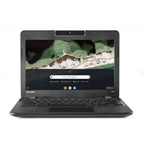 Lenovo N23 11.6 inches Chromebook PC - Intel N3060 1.6GHz 4GB 16GB Webcam Chrome OS (Renewed) for $78