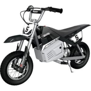 Razor MX350 Dirt Rocket Electric Motocross Off-Road Bike for $279