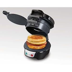 Proctor Silex Breakfast Sandwich Maker for $40