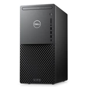 Dell XPS 17 11th-Gen. i7 Desktop PC w/ 6GB GPU for $1,080