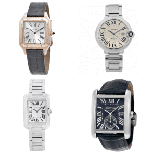 Cartier Watches at eBay: Up to 30% off