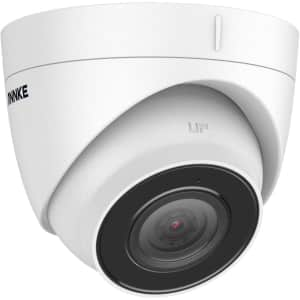 Annke 5MP PoE IP Turret Security Camera for $42