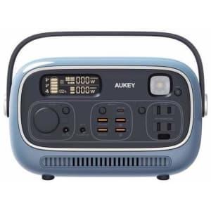 Aukey PowerStudio 300 Portable Power Station for $135