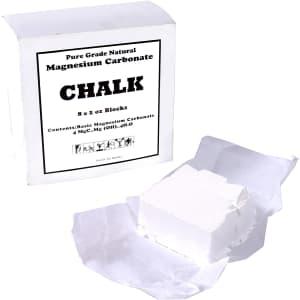 Cap Barbell Gym Chalk 1-lb. Block for $12