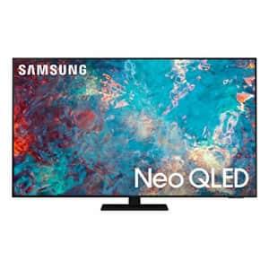 "Samsung QN85A QN75QN85AAFXZA 75"" 4K HDR 120Hz QLED UHD Smart TV for $2,298"