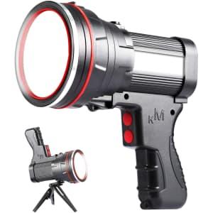 Beteray 6,000-Lumen LED Spot Light for $21