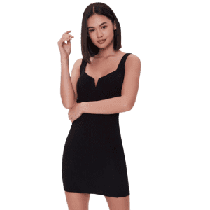 Forever 21 Women's Notched Bodycon Dress for $12