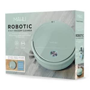 Mahli Robotic 3-in-1 Vacuum Cleaner for $30