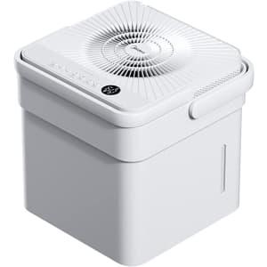 Midea Cube 5.25-Gallon Smart Dehumidifier for $279