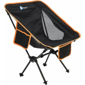 Bluu Ultralight Foldable Camping Chair for $19