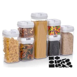 Cheer Collection 7-Piece Food Container Set for $20